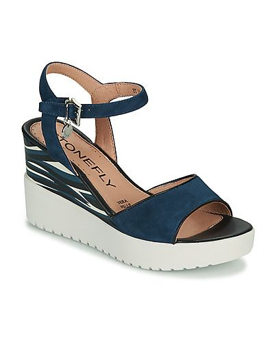 Niebieskie sandały Stonefly