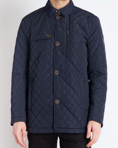 Утепленная куртка демисезонная свободная Finn Flare