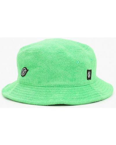 Зеленая панама Vans