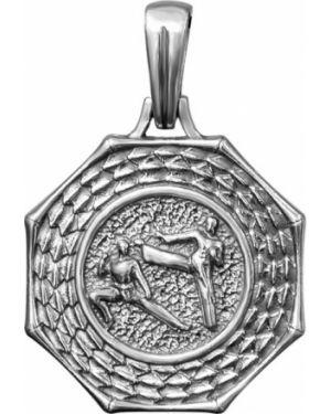 Медальон с декоративной отделкой с подвесками Swanky