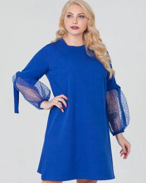 Платье миди платье-сарафан с рукавами Sparada