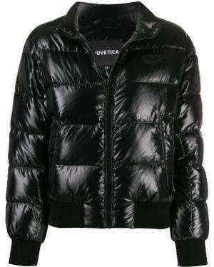 Куртка с перьями Duvetica