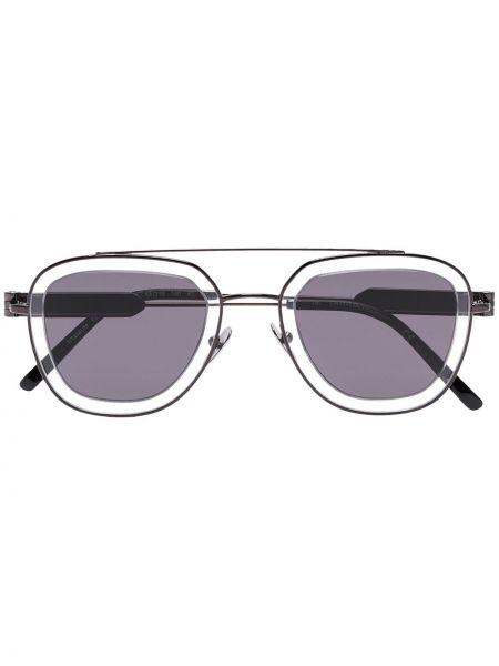 Okulary z akrylu Calvin Klein 205w39nyc