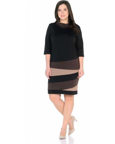Платье миди платье-сарафан из вискозы Rosa Blanco