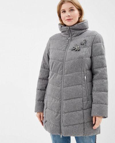 Утепленная куртка осенняя демисезонная Samoon By Gerry Weber