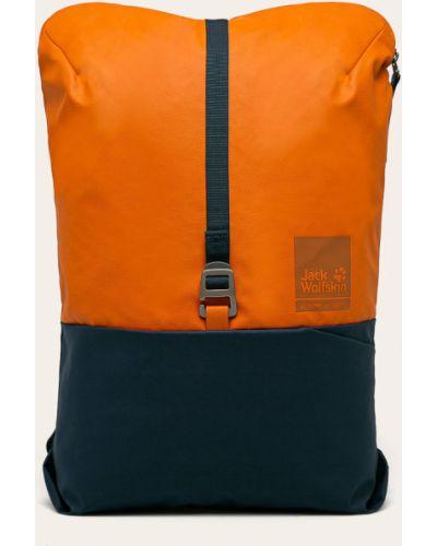 Рюкзак кожаный универсальный Jack Wolfskin