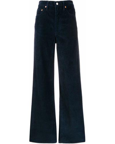 Широкие джинсы mom с накладными карманами Levi's®