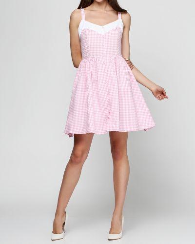 Платье - розовое Brigitte Bardot