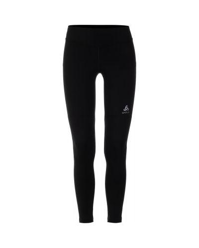 Спортивные брюки утепленные с карманами Odlo