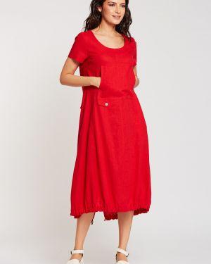 Платье в стиле бохо платье-сарафан D`imma Fashion Studio