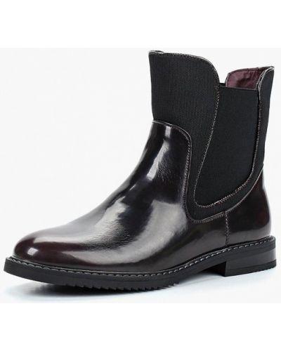 Ботинки челси осенние кожаные Keddo