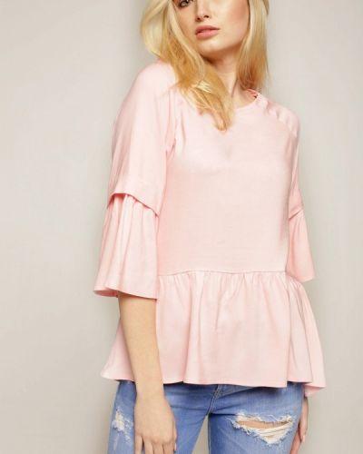 Розовая блузка Lavana Fashion