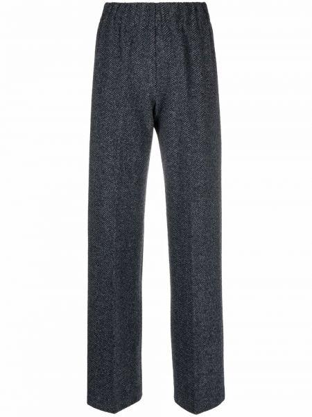 Шерстяные брюки - серые Seventy