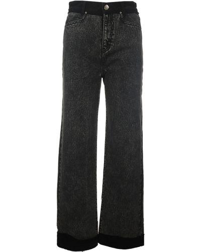 Mom jeans - czarne Ader Error