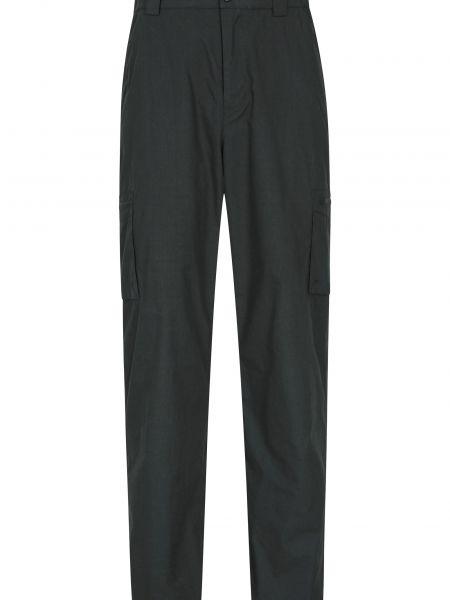Czarne spodnie trekkingowe Mountain Warehouse