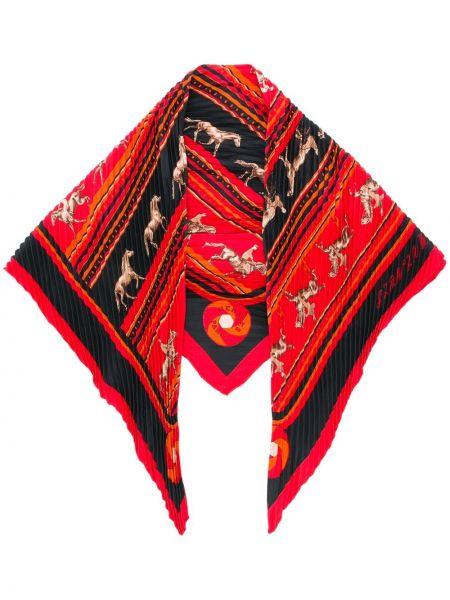 Платок шелковый Hermès Pre-owned