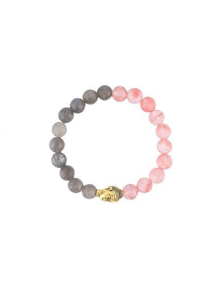 Розовый золотой браслет Nialaya Jewelry