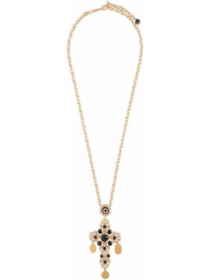Wisiorka ze złota złoto Dolce And Gabbana