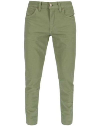 Zielone spodnie Siviglia