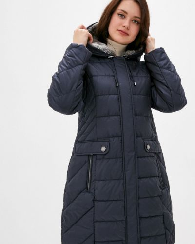 Утепленная синяя куртка Betty Barclay