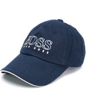 Czapka z logo klasyczny Boss Kids