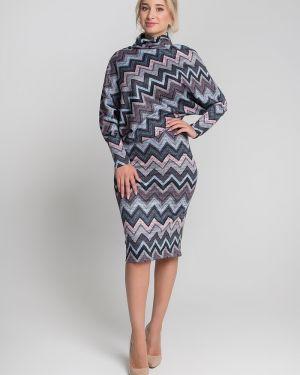 Повседневное платье с заниженной талией платье-сарафан Sezoni
