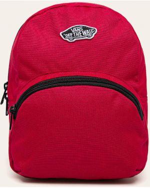 Plecak czerwony Vans