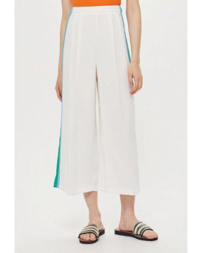 Белые брюки Topshop