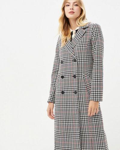 Пальто с капюшоном Modis