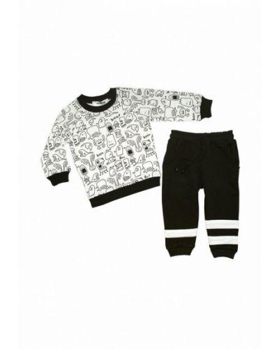 Спортивный костюм черный белый Bondi Kids