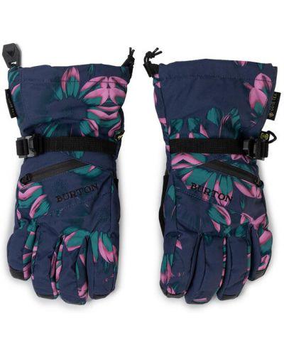 Rękawiczki narciarskie - granatowe Burton