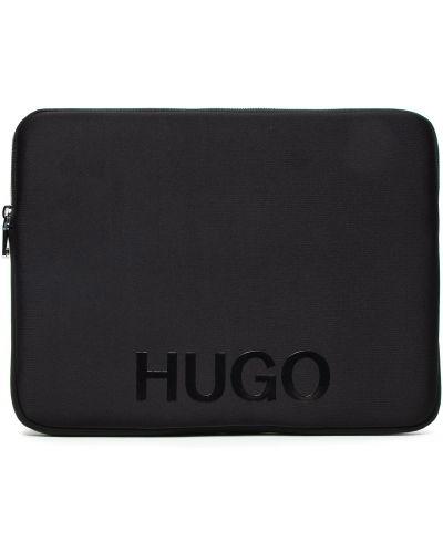 Torba na laptopa - czarna Hugo