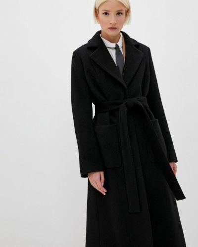 Черное пальто Hugo