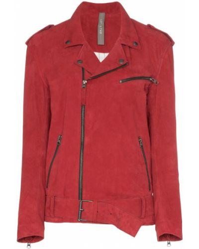Куртка с манжетами Lot Lthr