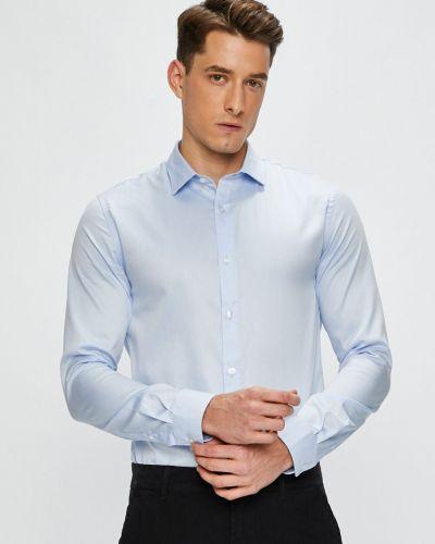 Рубашка с длинным рукавом итальянский синий Only & Sons