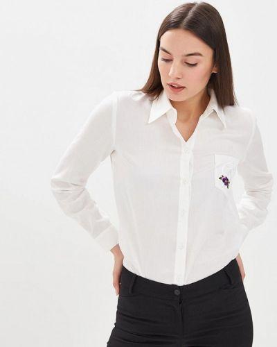Блузка с длинным рукавом белая Galina Vasilyeva