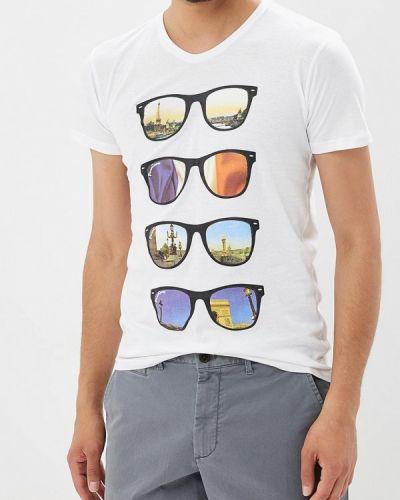 Белая футболка Paragoose