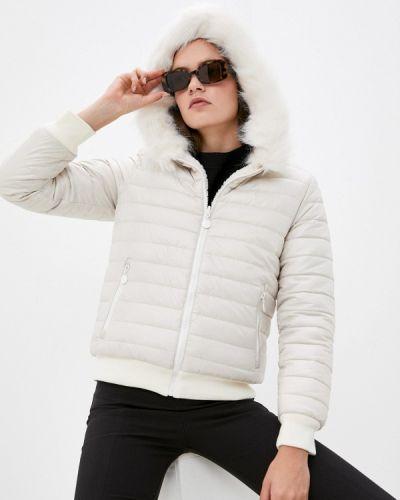 Белая демисезонная куртка Z-design