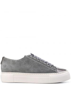 Sneakersy na platformie Agl