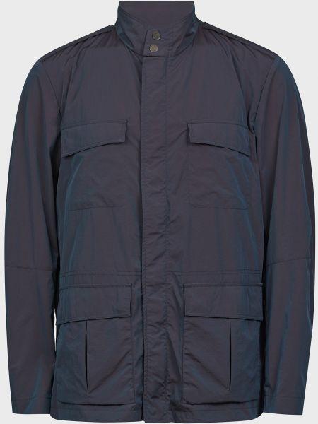 Куртка на молнии - синяя Gallotti
