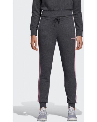 Спортивные брюки серые весенний Adidas