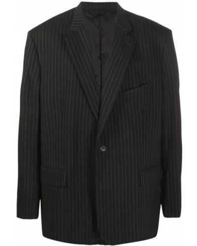 Czarna kurtka Balenciaga