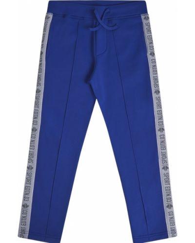 Niebieskie joggery Dsquared2