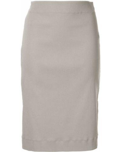 Облегающая юбка - серая Zambesi