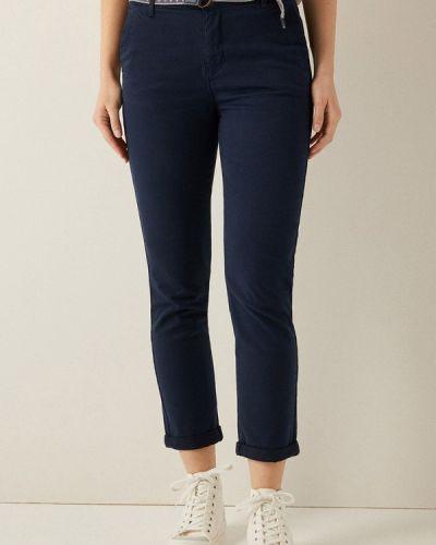 Повседневные синие брюки Springfield