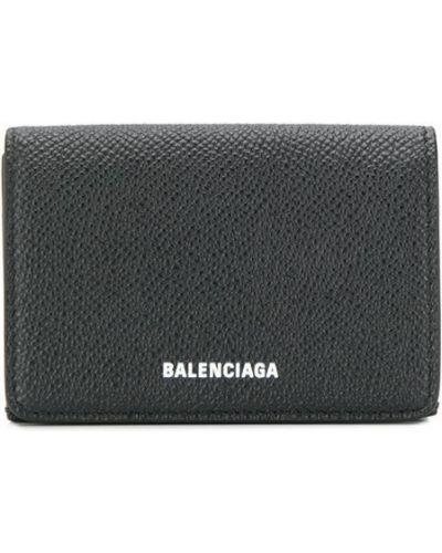 Кошелек черный мини Balenciaga