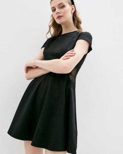 Повседневное черное платье Ted Baker London