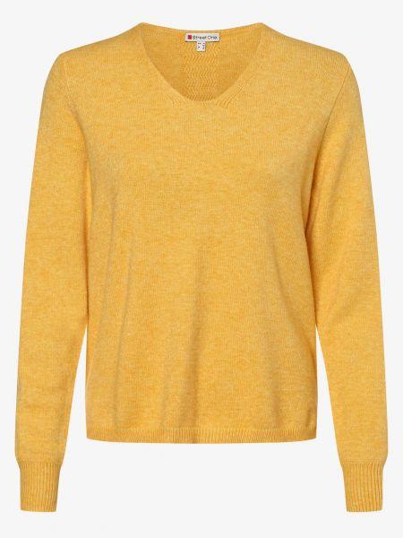 Żółty sweter Street One