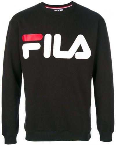 Толстовка с логотипом из полиэстера Fila