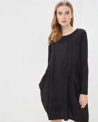 Платье - черное Dali